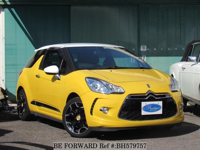 Used 2013 CITROEN DS3 BH579757 for Sale