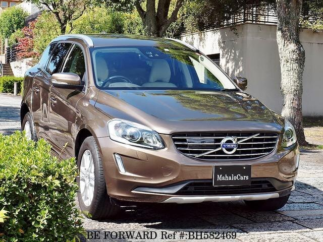 Used 2015 VOLVO XC60 BH582469 for Sale