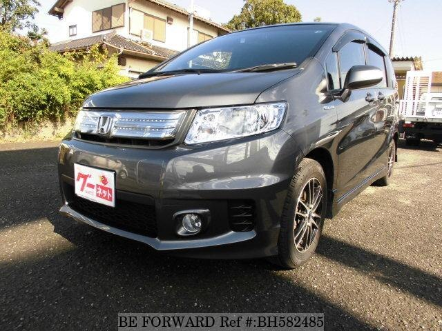 Used 2013 HONDA FREED HYBRID BH582485 for Sale