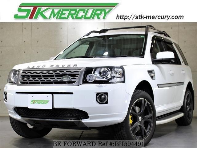 Used 2013 LAND ROVER FREELANDER 2 BH594491 for Sale
