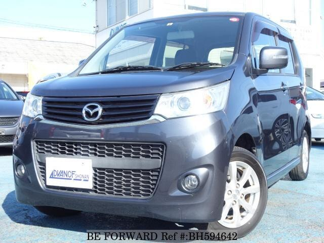 Used 2013 MAZDA FLAIR BH594642 for Sale