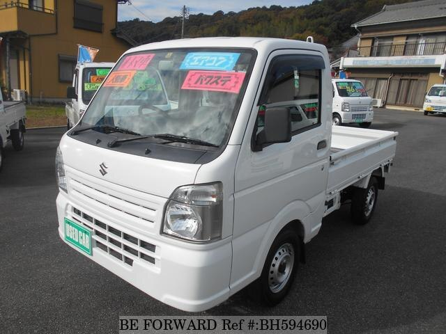 Used 2013 SUZUKI CARRY TRUCK BH594690 for Sale