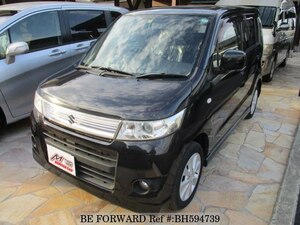 Used 2012 SUZUKI WAGON R BH594739 for Sale
