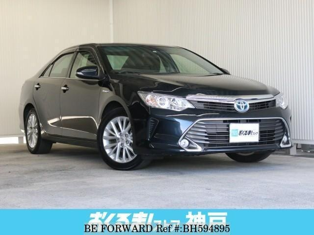 Used 2015 TOYOTA CAMRY BH594895 for Sale