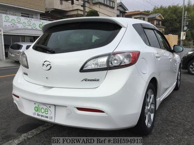 Used 2009 MAZDA AXELA SPORT BH594913 for Sale