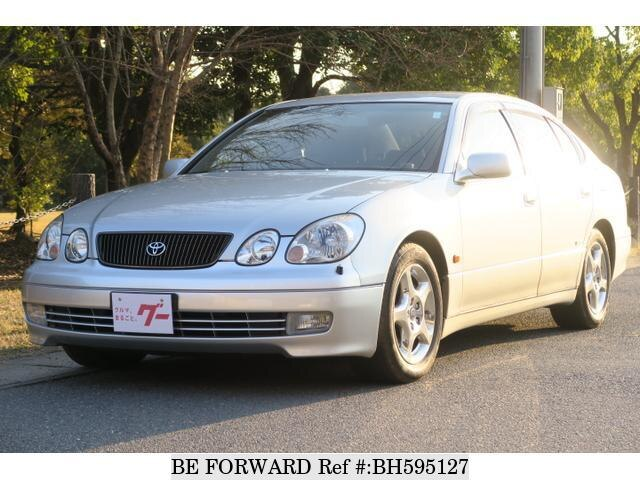 Used 1997 TOYOTA ARISTO BH595127 for Sale