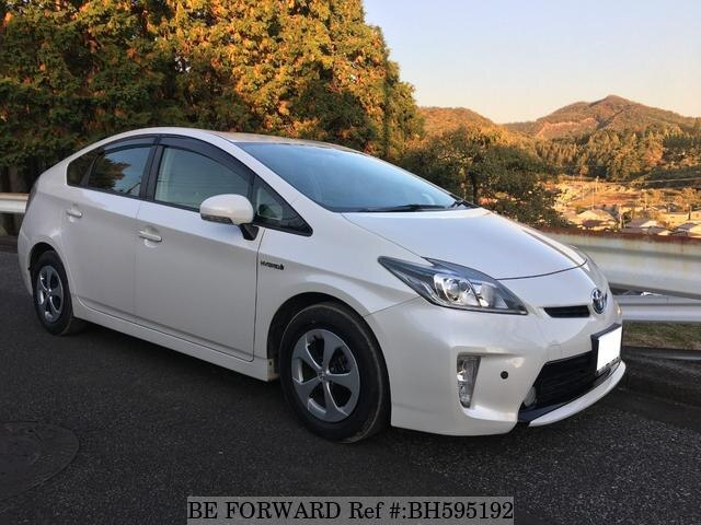 Used 2013 TOYOTA PRIUS BH595192 for Sale