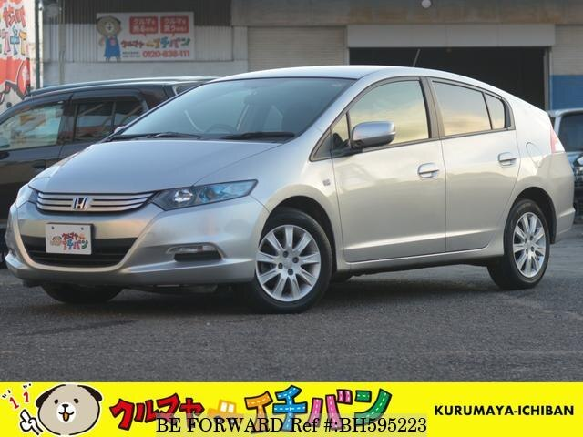 Used 2009 HONDA INSIGHT BH595223 for Sale