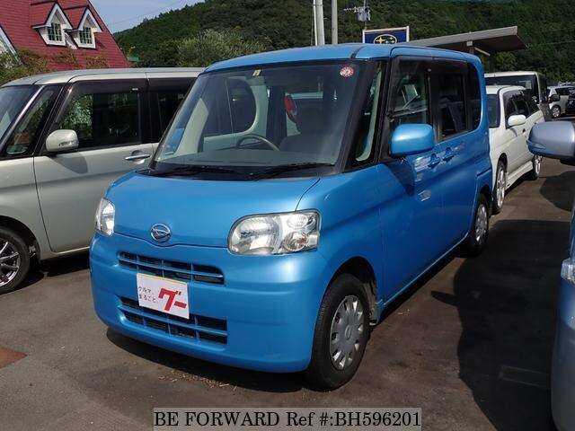 Used 2008 DAIHATSU TANTO BH596201 for Sale