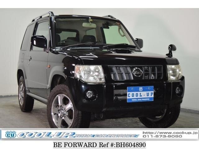 Used 2008 NISSAN KIX BH604890 for Sale