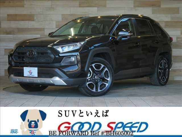 Used 2019 TOYOTA RAV4 BH605002 for Sale