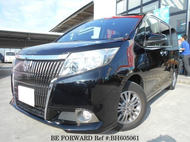 Used 2016 TOYOTA ESQUIRE BH605061 for Sale