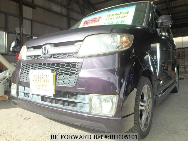 Used 2008 HONDA ZEST BH605101 for Sale