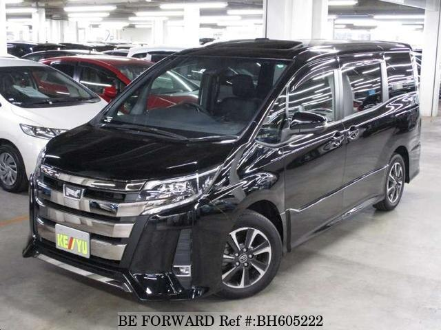 Used 2018 TOYOTA NOAH BH605222 for Sale