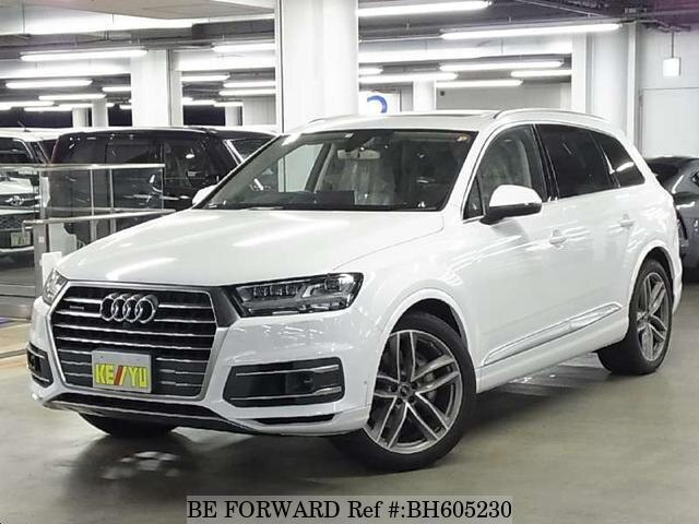 Used 2016 AUDI Q7 BH605230 for Sale