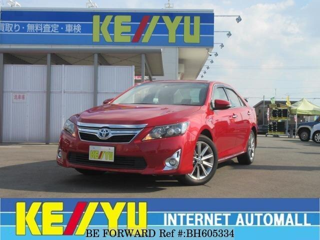 Used 2013 TOYOTA CAMRY BH605334 for Sale
