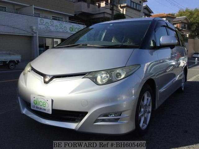 Used 2008 TOYOTA ESTIMA BH605460 for Sale