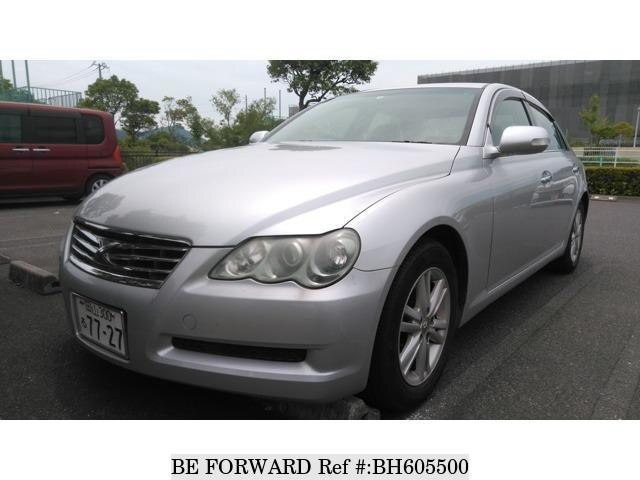 Used 2010 TOYOTA MARK X BH605500 for Sale