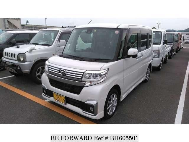 Used 2016 DAIHATSU TANTO BH605501 for Sale