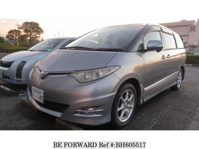 Used 2006 TOYOTA ESTIMA BH605517 for Sale