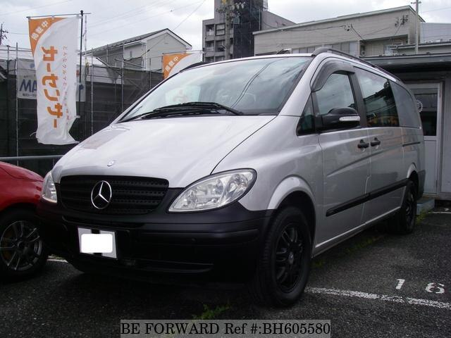 Used 2006 MERCEDES-BENZ VIANO BH605580 for Sale