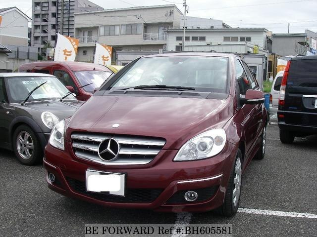 Used 2009 MERCEDES-BENZ B-CLASS BH605581 for Sale