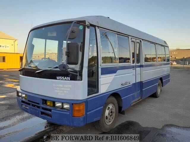 Used 1991 NISSAN CIVILIAN BUS BH606849 for Sale