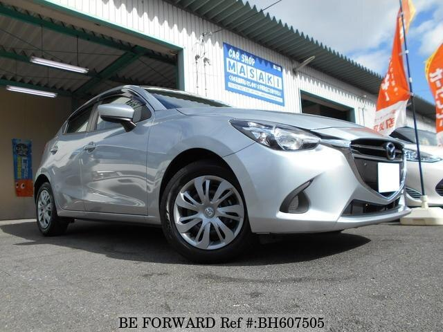 Used 2018 MAZDA DEMIO BH607505 for Sale