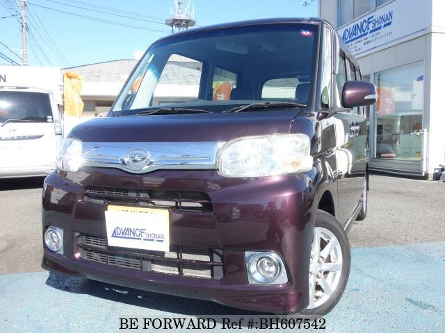 Used 2012 DAIHATSU TANTO BH607542 for Sale