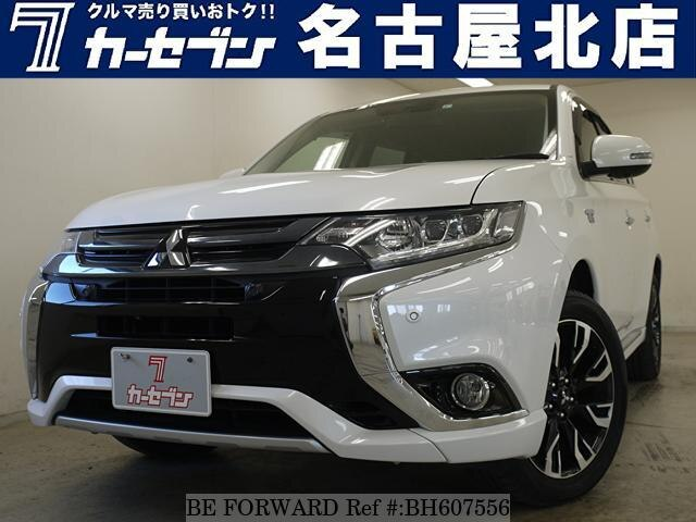Used 2015 MITSUBISHI OUTLANDER PHEV BH607556 for Sale
