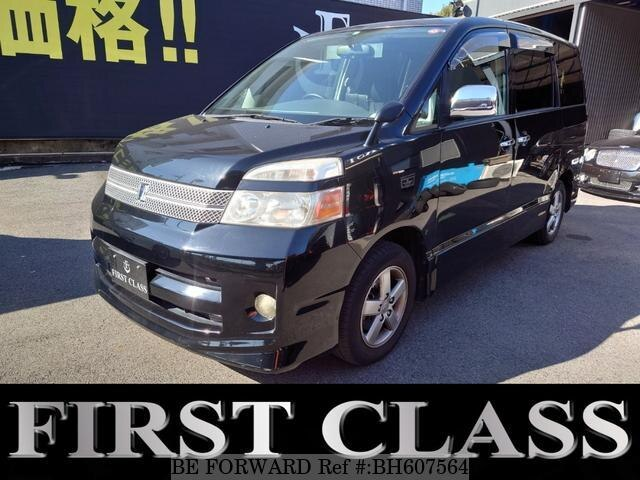 Used 2006 TOYOTA VOXY BH607564 for Sale