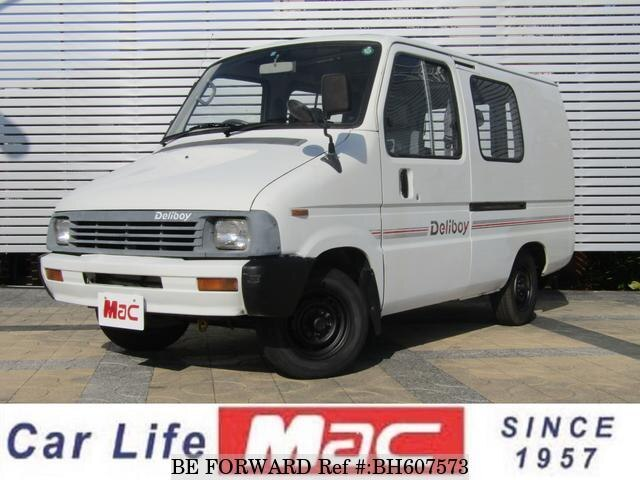 Used 1990 TOYOTA DELIBOY BH607573 for Sale