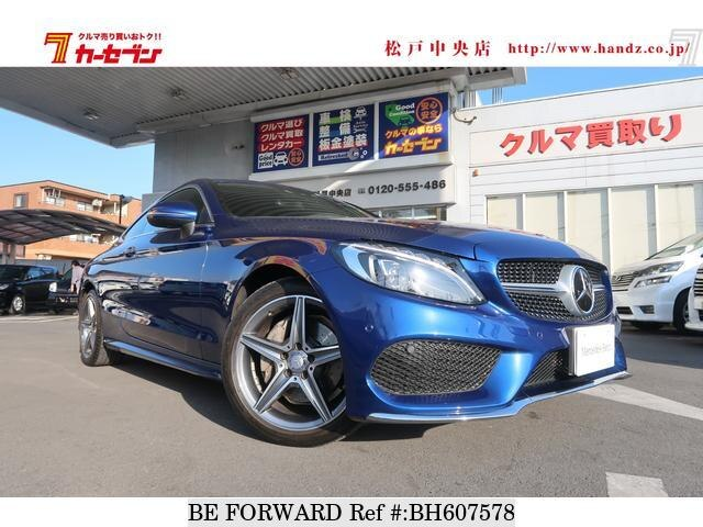 Used 2016 MERCEDES-BENZ C-CLASS BH607578 for Sale