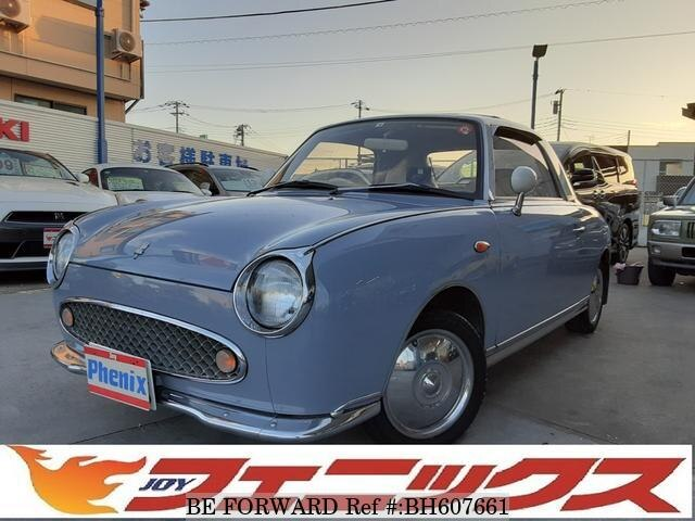 Used 1992 NISSAN FIGARO BH607661 for Sale