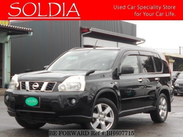 Used 2009 NISSAN X-TRAIL BH607715 for Sale