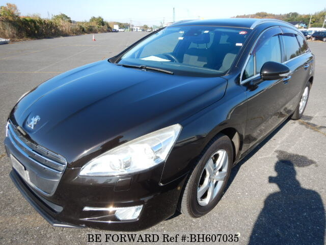 Used 2012 PEUGEOT 508 BH607035 for Sale