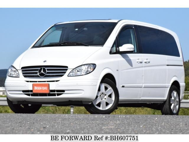 Used 2007 MERCEDES-BENZ V-CLASS BH607751 for Sale