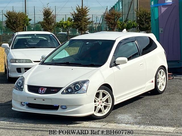 Used 2004 HONDA CIVIC BH607780 for Sale