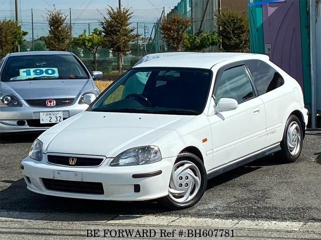 Used 1998 HONDA CIVIC BH607781 for Sale