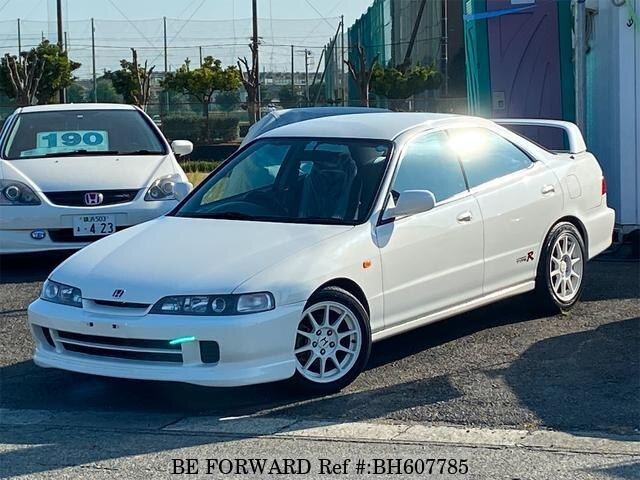 Used 1998 HONDA INTEGRA BH607785 for Sale