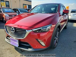 Used 2017 MAZDA CX-3 BH607834 for Sale