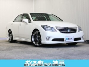 Used 2011 TOYOTA CROWN HYBRID BH607887 for Sale