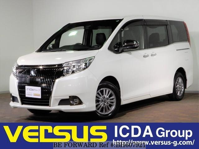 Used 2016 TOYOTA ESQUIRE BH607921 for Sale