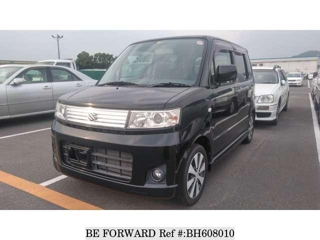 Used 2007 SUZUKI WAGON R BH608010 for Sale