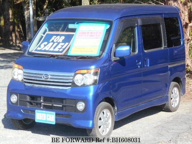 Used 2008 DAIHATSU ATRAI WAGON BH608031 for Sale