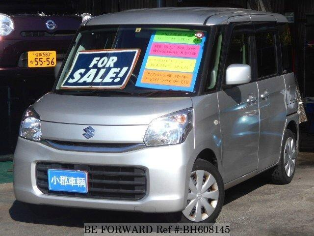 Used 2015 SUZUKI SPACIA BH608145 for Sale
