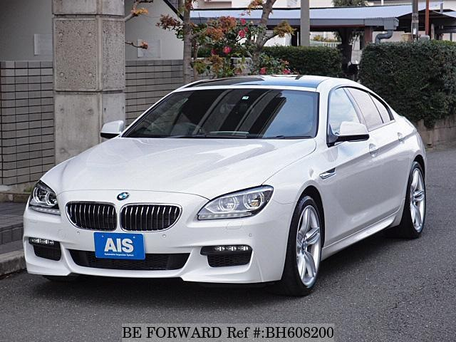 Used 2012 BMW 6 SERIES BH608200 for Sale