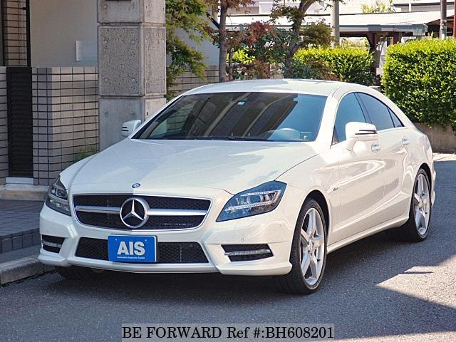 Used 2011 MERCEDES-BENZ CLS-CLASS BH608201 for Sale