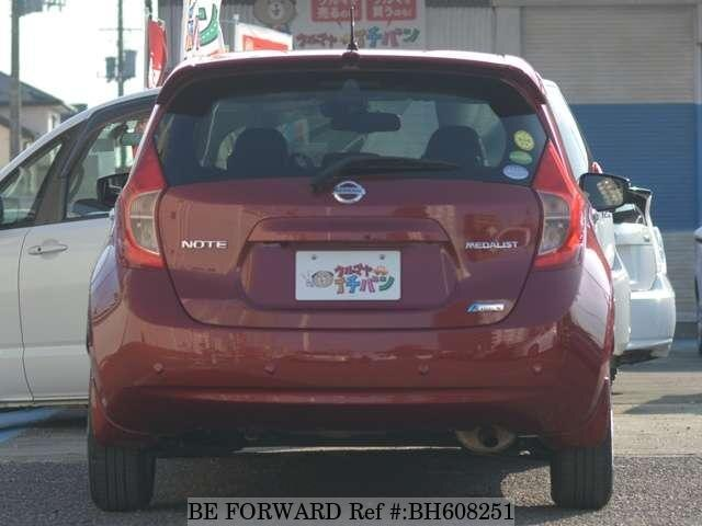 Used 2015 NISSAN NOTE BH608251 for Sale