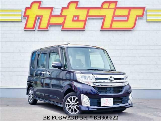 Used 2014 DAIHATSU TANTO BH609522 for Sale
